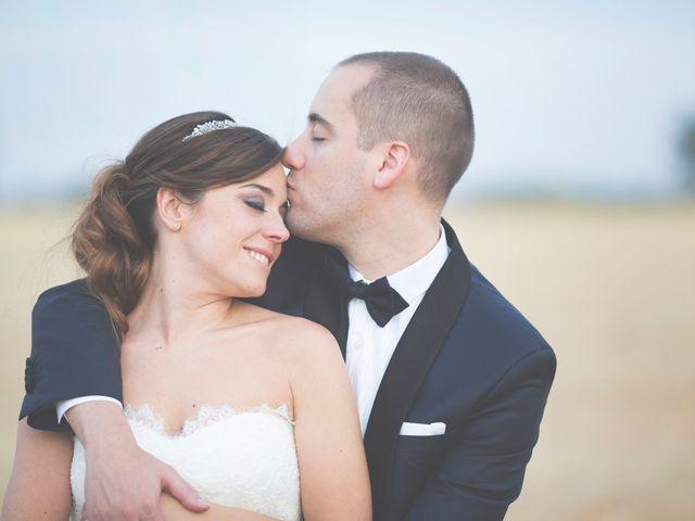La boda de Jorge y Maria en Villanueva De San Carlos, Ciudad Real 36