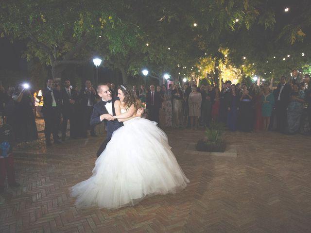 La boda de Jorge y Maria en Villanueva De San Carlos, Ciudad Real 40