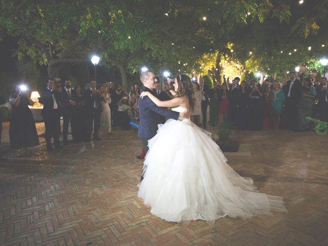 La boda de Jorge y Maria en Villanueva De San Carlos, Ciudad Real 41