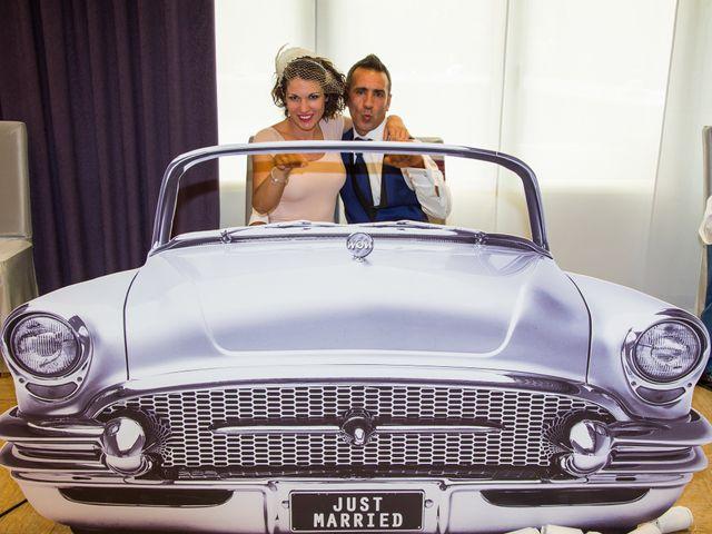 La boda de Gema y Sabri
