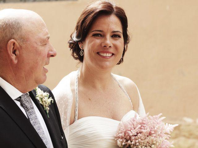 La boda de Alfonso y Beatríz en Corera, La Rioja 4
