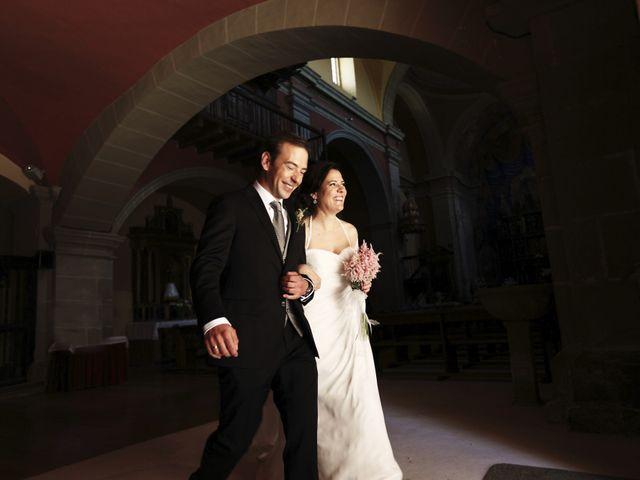 La boda de Alfonso y Beatríz en Corera, La Rioja 6