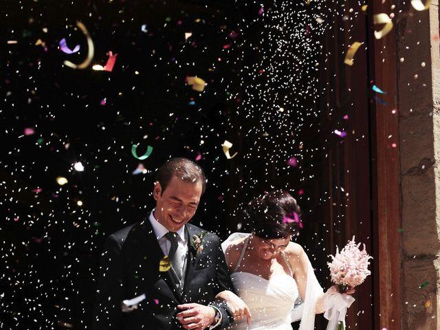 La boda de Alfonso y Beatríz en Corera, La Rioja 7