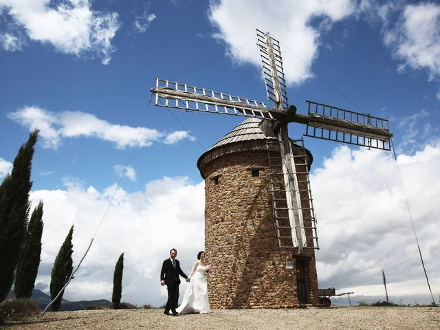 La boda de Alfonso y Beatríz en Corera, La Rioja 8