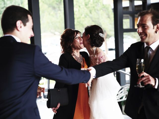 La boda de Alfonso y Beatríz en Corera, La Rioja 10