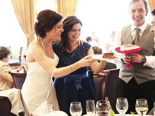 La boda de Alfonso y Beatríz en Corera, La Rioja 12
