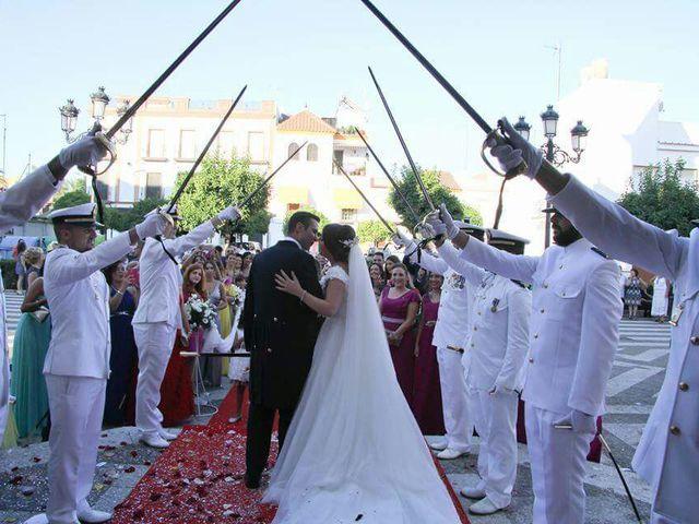 La boda de Jorge y Rocio  en Los Palacios Y Villafranca, Sevilla 3