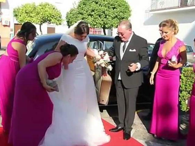 La boda de Jorge y Rocio  en Los Palacios Y Villafranca, Sevilla 4