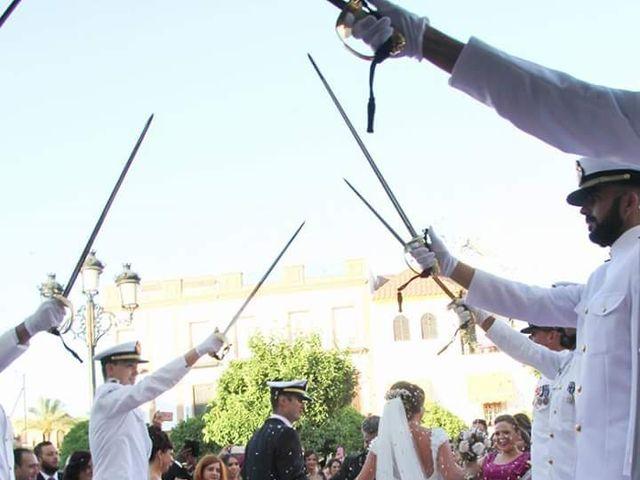 La boda de Jorge y Rocio  en Los Palacios Y Villafranca, Sevilla 6