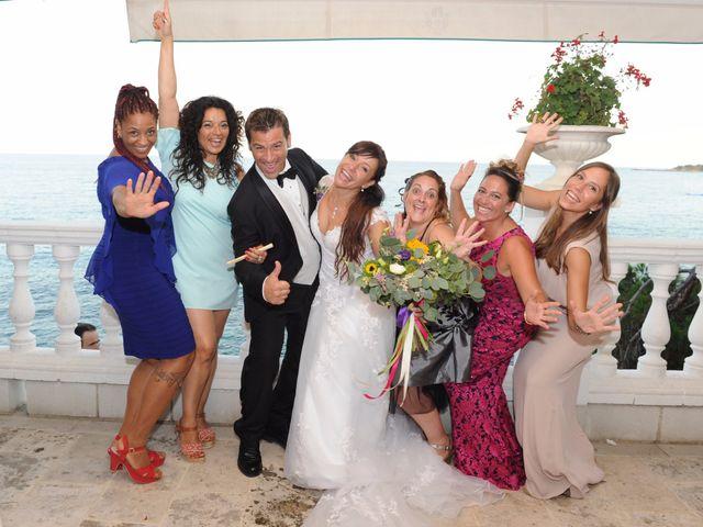 La boda de Jose y Marta en Platja D'aro, Girona 15