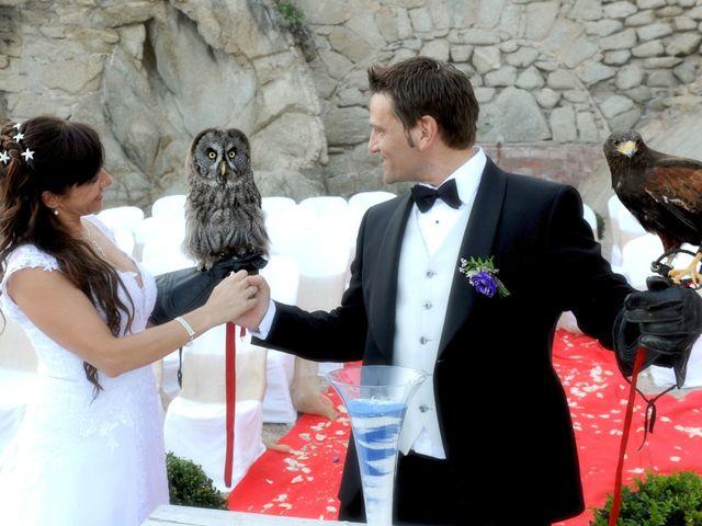 La boda de Jose y Marta en Platja D'aro, Girona 22