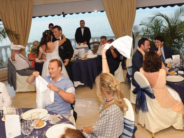 La boda de Jose y Marta en Platja D'aro, Girona 29