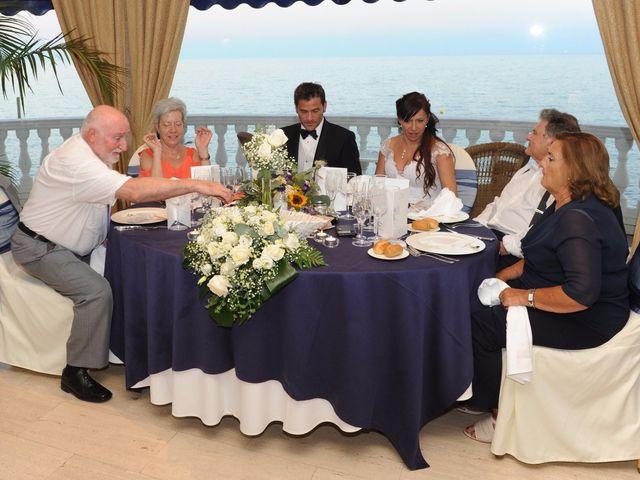 La boda de Jose y Marta en Platja D'aro, Girona 30