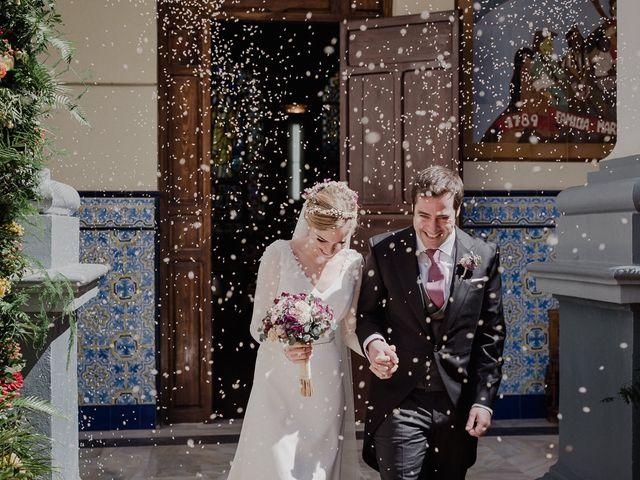 La boda de Isabel María y Pablo
