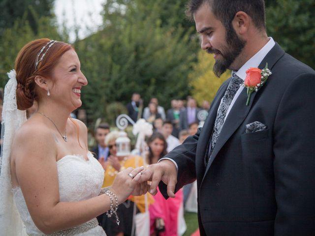 La boda de Fernando y Henar en Molina De Aragon, Guadalajara 42