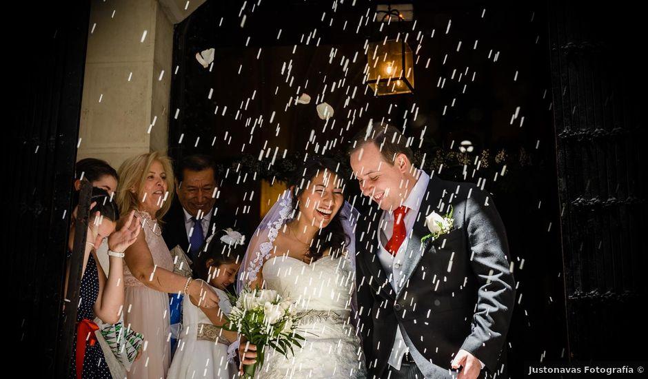 La boda de Eduardo y Maribel en Madrid, Madrid