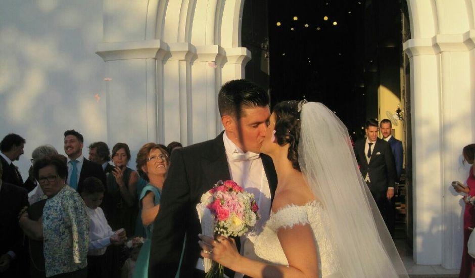 La boda de Carlos  y Saray  en Alcala De Guadaira, Sevilla