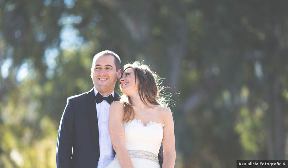 La boda de Jorge y Maria en Villanueva De San Carlos, Ciudad Real