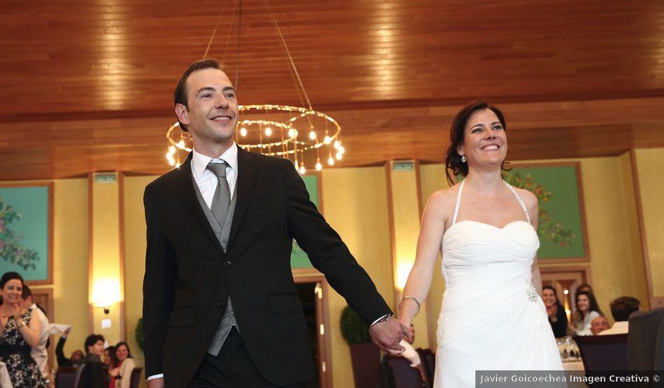 La boda de Alfonso y Beatríz en Corera, La Rioja