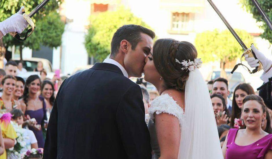 La boda de Jorge y Rocio  en Los Palacios Y Villafranca, Sevilla