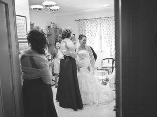 La boda de Vane y Sergio 1