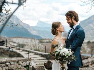 La boda de Andrea y Blake