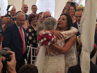 La boda de Sara  y Lupe  2