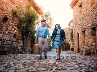 La boda de Orathai y José 3