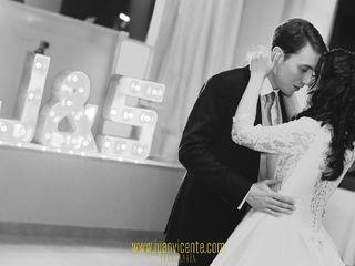 La boda de Susana y Javier