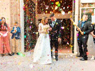 La boda de Samuel  y María