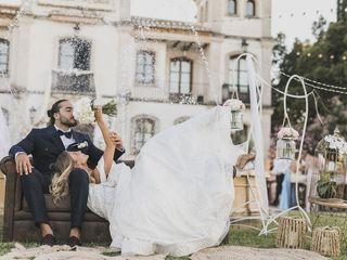 La boda de Kristina y Stutu