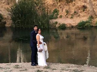 La boda de Jenifer  y Rafael  2