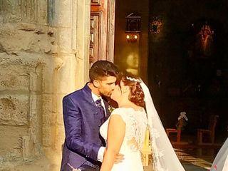 La boda de Jenifer  y Rafael  3