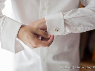 La boda de Nieves y Pablo 1