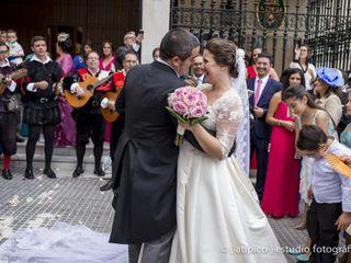 La boda de Nieves y Pablo