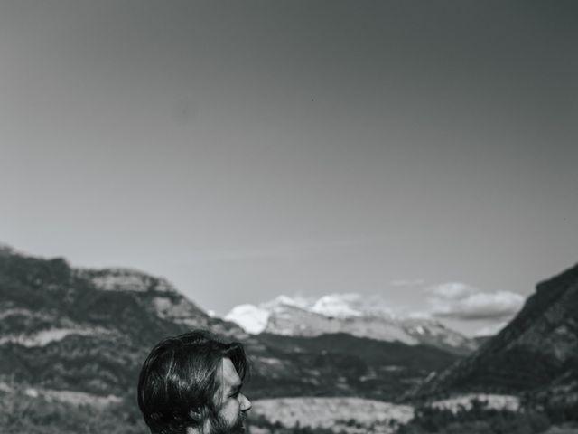 La boda de Blake y Andrea en San Felices (Albella), Huesca 4