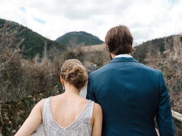 La boda de Blake y Andrea en San Felices (Albella), Huesca 20