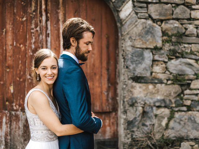 La boda de Blake y Andrea en San Felices (Albella), Huesca 21