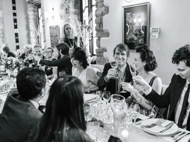 La boda de Blake y Andrea en San Felices (Albella), Huesca 25