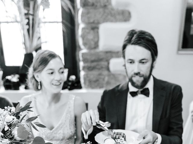 La boda de Blake y Andrea en San Felices (Albella), Huesca 26