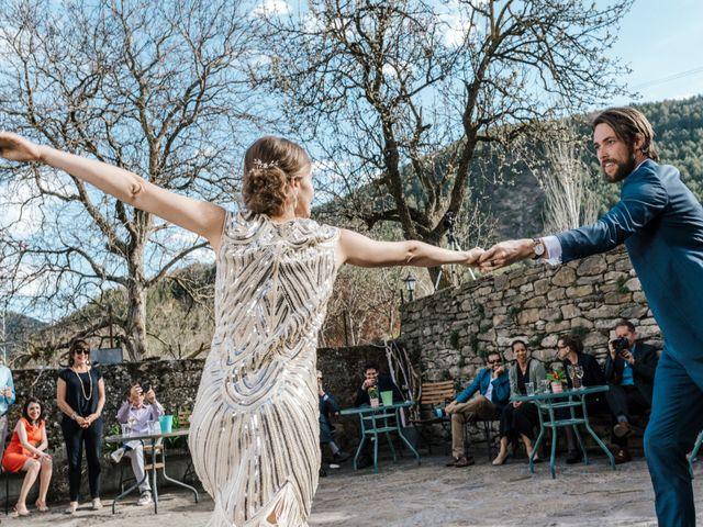 La boda de Blake y Andrea en San Felices (Albella), Huesca 29