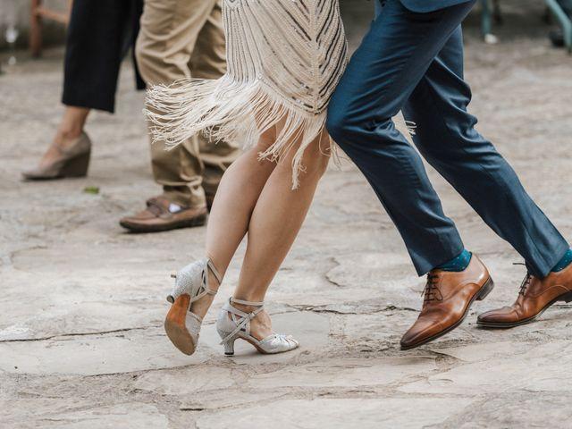 La boda de Blake y Andrea en San Felices (Albella), Huesca 30