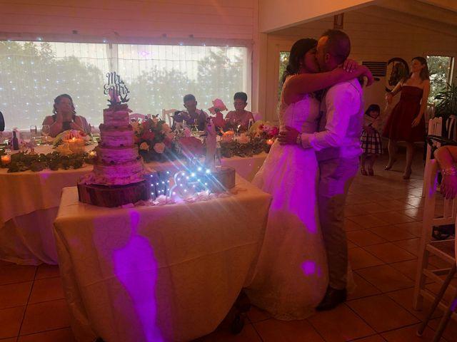 La boda de Miguel  y Siulyn  en L' Albiol, Tarragona 1