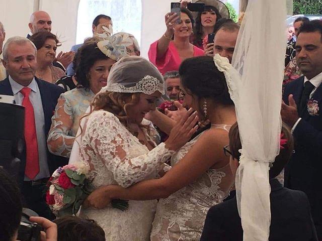 La boda de Lupe  y Sara  en La Rinconada, Sevilla 5