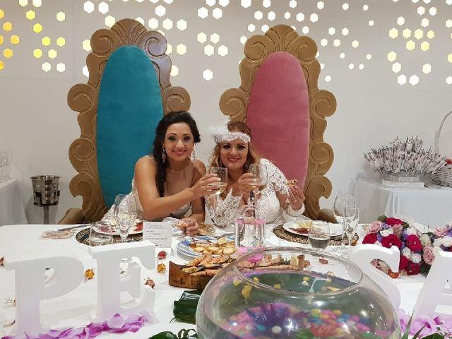 La boda de Lupe  y Sara  en La Rinconada, Sevilla 2