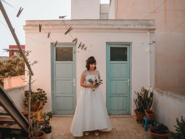 La boda de Manu y Regina en Elx/elche, Alicante 1