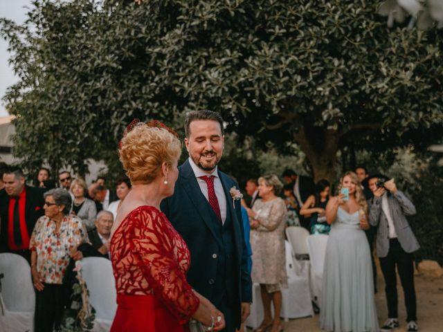La boda de Manu y Regina en Elx/elche, Alicante 37