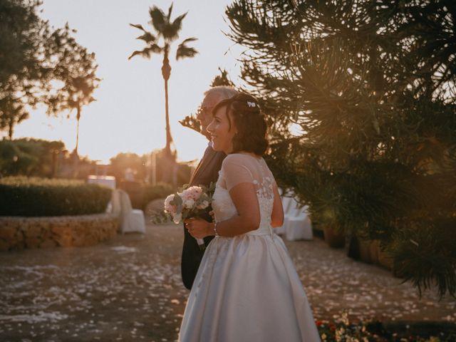 La boda de Manu y Regina en Elx/elche, Alicante 38