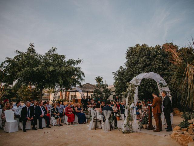 La boda de Manu y Regina en Elx/elche, Alicante 42