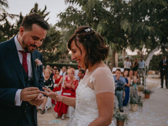 La boda de Manu y Regina en Elx/elche, Alicante 44